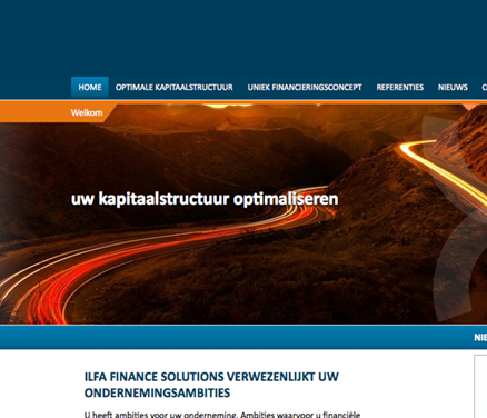 Ilfa finance solutions